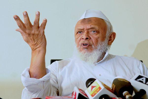 عدالت کے فیصلہ سے انصاف کی امید لگائے کروڑوں لوگوں کو سخت مایوسی ہوئی ہے : مولانا ارشدمدنی
