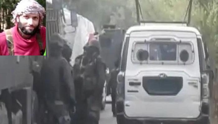 جنوبی کشمیر کے ضلع اننت ناگ  میں  تصادم، دو جنگجو ہلاک