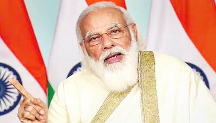 ہندوستانی بچے اپنے ملک کے جانبازوں، ہمارے ہیروز سے زیادہ باہر کے ہیروزکے بارے میں بات کرنے لگے: وزیر اعظم نریندر مودی