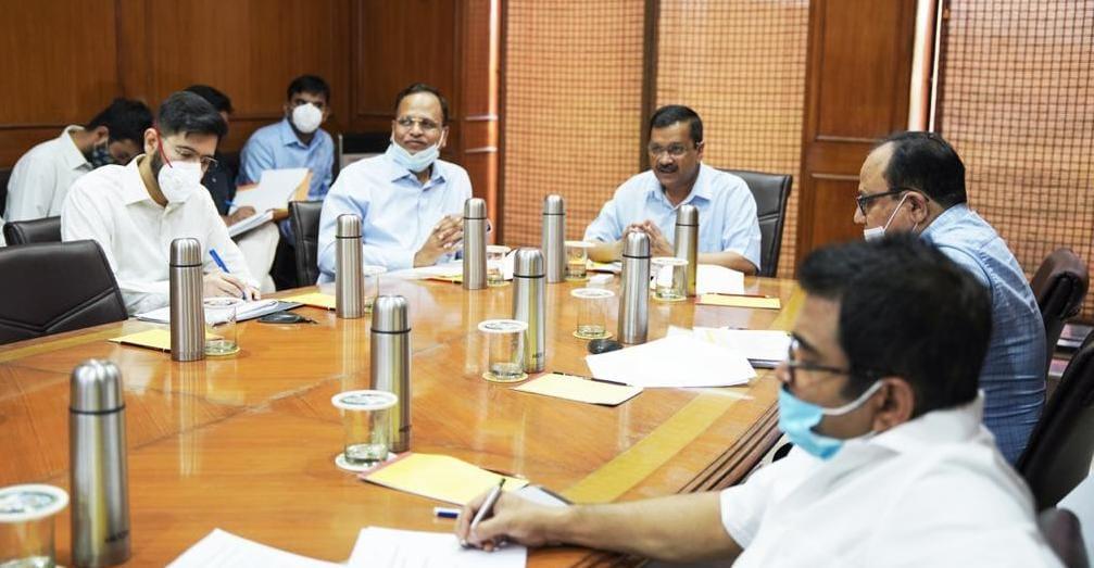 ہمارا مقصد دہلی کے ہر گھر تک پینے کے صاف پانی کی دستیابی میں اضافہ کرنا ہے:وزیر اعلی اروند کیجریوال